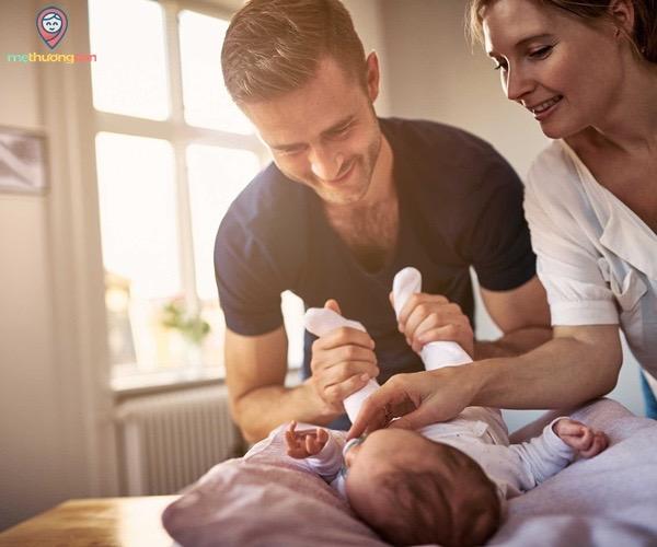 Cha mẹ cầ chuẩn bị đồ gì cho bé yêu